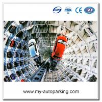 China Hot on Sale! Ring Type PLC Controlled Advanced Automated Car Parking System on sale