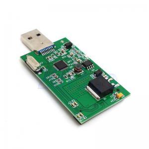 "Best 1.8 ""Mini PCI-E mSATA USB3.0 Adapter Card Conveter externe SSD PCBA carte HG wholesale"