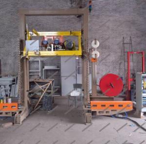 Best 50HZ W3600 Aerated Brick Horizontal Packing Machine wholesale