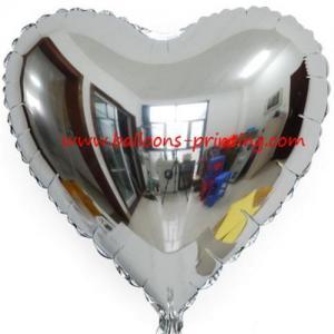 Best Balloons,Baloon,Helium Balloons, Aluminium Heart,Heart Foil Balloons for Silvery wholesale