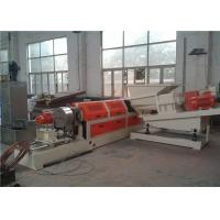 Best Single Screw Compounding Plastic Pellet Making Machine With Force Feeder wholesale