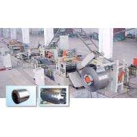 Industrial 0-80M/min Precision Hydraulic Slitting Line With Low Energy Consumption