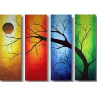 Best hand-painted best-selling Beautiful Home Decoration Modern Abstract Oil Paintin wholesale