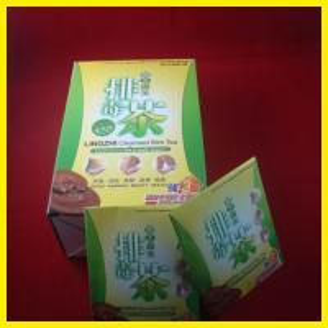 Best Lingzhi Detox Herbal Slimming Tea Health , Natural Fat Burning wholesale