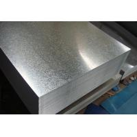 Best Regular, Minimized Or Big Spangle Hot Dipped Galvanized Steel Sheet With JIS G3302 SGCC wholesale