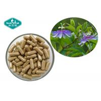 Best Pure Herbal Supplements Passion Flower Capsules Dietary Supports A Calm Mood wholesale