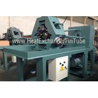 Quality Professional Extruded Fin Tube Machine with materials CS / SS / AS / Copper / Alu / Ti wholesale