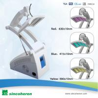 Best PDT LED Blue And Red Light Therapy Devices For Blood Vessels Removal wholesale