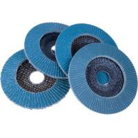 Best Metal polishing Flap Wheel with plastic cover wholesale