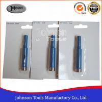 "Best 14mm Diamond Core Drill Bits For Granite / Stone With 3 / 8"" Shaft wholesale"