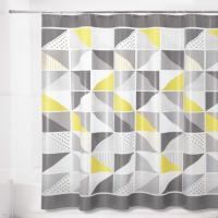Best Disposable PEVA Stylish Waterproof Shower Curtain 70 × 72 Inches wholesale
