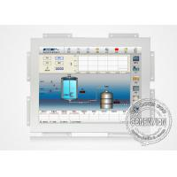 Best White Color Touch Screen Open Frame Lcd Monitors Wall Mount High Brightness wholesale