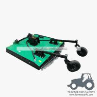 Best 6SM - Tractor implements 3point hitch mounted Slasher Mower 6Ft wholesale