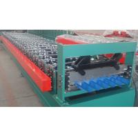Best High Accuracy Japan PCL Control Roof Panel Roll Forming Machine For House Roof Tiles wholesale