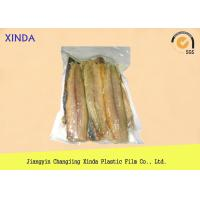 Best Eco Frozen Fish 3 Side Sealed Vacuum Pack Storage Bags With Exquisite Gravure Printing wholesale