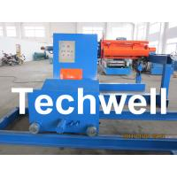 Best Full Automatical Uncoiler Curving Machine With Loading Capacity of 5 / 7 / 10 / 15 Ton wholesale