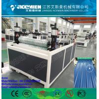 Best 1050mm width ASA+PVC composite plastic roof tile machine for asa synthetic resin roof tile wholesale
