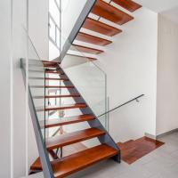 Best Low Cost Double Stringer Staircase For House With Professional Design wholesale