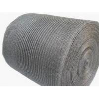 China Gas - Liquid Filter Stainless Steel Knitted Wire Mesh Tube High Penetration Type on sale