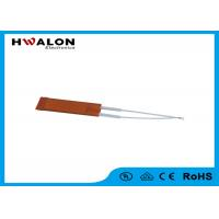 Best Constant Temperature Ptc Heating Element With Insulated Paper , 3.5mm Thickness wholesale