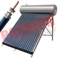 Best 200L Heat Pipe Evacuated Tube Solar Collectors wholesale