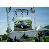 Best Full Color Waterproof Stage HD Led Display Screen 320mm x 320mm Module wholesale