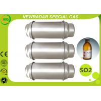 Quality SO2 Industrial Gases Sulfur Dioxide Refrigerant Air Pollution Colorless wholesale