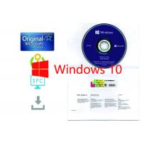 Buy cheap Win 10 Pro X20 With Hologram Warranty Lifetime OEM Sticker Online Activation By Internet from wholesalers