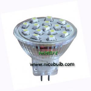 China 1W 3528SMD MR11 led spotlight led MR11 spotlamp led light on sale