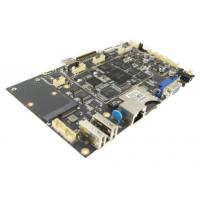 Best 1GB 2GB RAM Embedded System Board With Mini PCIE VGA LVDS Interface Multiple Languages wholesale