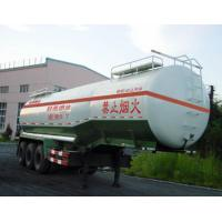 Best Completed 12.5 m 30.1 t 3-axis trailer tanker JC9402GYY wholesale