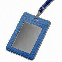 Best ID Card Holder, Various Colors are Available, Measures 7.6 x 11.6 x 0.5cm wholesale