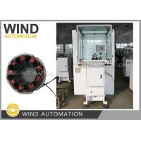 Best 1.8mm AWG13 Big Copper Wire Coil Winding Machine For Brushless Motor Stator wholesale