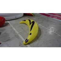 Cheap 1.2m long Fruit Shaped Balloons , Digital Printing Inflatable Banana for sale