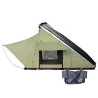Best 2 Person One Bedroom 4wd Triangular Car Camping Tent wholesale