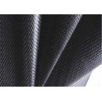 Best PP Black Woven Geotextile , Soil Stabilization Fabric For Suppressing Weed wholesale