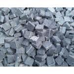 China Granite cube stone for sale