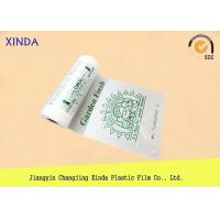Best Flat plastic regular duty garbage white large size bags eco-friendly industry use wholesale