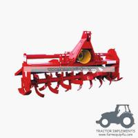 Best TM140 Farm equipment tractor 3point Rotary Tillers wholesale