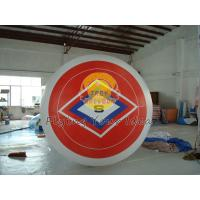 Best Attractive Inflatable Advertising Helium Zeppelin Airship Balloon for Entertainment events wholesale