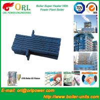 Best Oil Industry Heating Boiler Steam Super Heater 110 MW Rate Factor Heating Elements wholesale