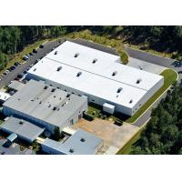 Best Gable Frame Pre Engineered Steel Structure Warehouse With Insulated Wall Panel wholesale