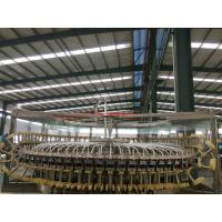 China 304 Stainless Steel Glass Bottle Washing Filling Capping monoblock  Machine 220V Or 380V Voltage on sale