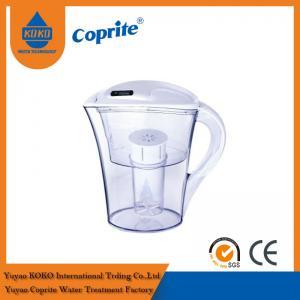 Best 2.5L / 1.3L Countertop Brita Alkaline Water Jug / Water Purification Pitcher wholesale