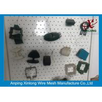 Best Various Matching Fence Post Accessories Customized Colors / Size wholesale