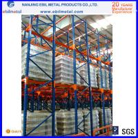 Best warehouse steel drive in rack with max 1500 kgs loading capacity wholesale