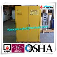Best Steel Chemical Flammable Liquid Containers With Grounding Connector wholesale