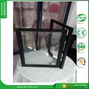 Cheap 2017 Latest Design Steel Security Windows Steel Fixed Grid Window for sale