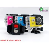 2.4G Remote Gopro Hd Action Camera H9RLT Wifi Manual With 2.0 Inch Screen