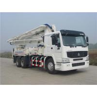 Best 39 M3 - 125m³ Output Concrete Pump Truck With 4 Sections Arms HDT5291THB-39/4 wholesale